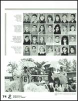 1991 Springfield High School Yearbook Page 80 & 81