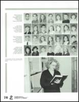 1991 Springfield High School Yearbook Page 82 & 83