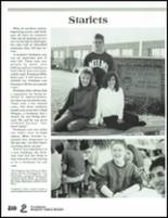 1991 Springfield High School Yearbook Page 84 & 85