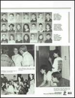 1991 Springfield High School Yearbook Page 86 & 87