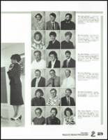 1991 Springfield High School Yearbook Page 92 & 93