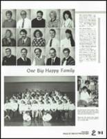 1991 Springfield High School Yearbook Page 94 & 95