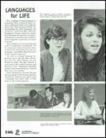 1991 Springfield High School Yearbook Page 110 & 111