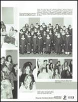 1991 Springfield High School Yearbook Page 116 & 117