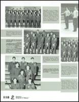 1991 Springfield High School Yearbook Page 122 & 123