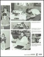 1991 Springfield High School Yearbook Page 124 & 125