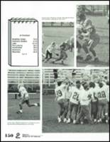 1991 Springfield High School Yearbook Page 154 & 155