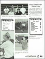 1991 Springfield High School Yearbook Page 164 & 165