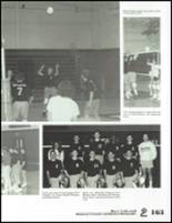 1991 Springfield High School Yearbook Page 166 & 167