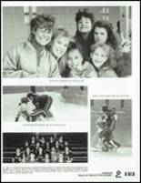 1991 Springfield High School Yearbook Page 186 & 187