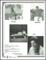 1991 Springfield High School Yearbook Page 198 & 199