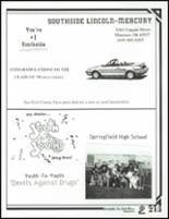 1991 Springfield High School Yearbook Page 216 & 217