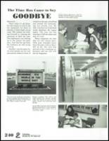1991 Springfield High School Yearbook Page 244 & 245