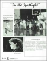 1991 Springfield High School Yearbook Page 246 & 247