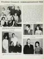 1965 Maine South High School Yearbook Page 28 & 29