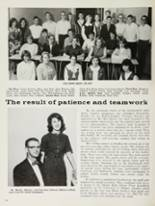 1965 Maine South High School Yearbook Page 32 & 33