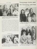 1965 Maine South High School Yearbook Page 40 & 41
