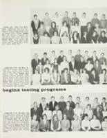 1965 Maine South High School Yearbook Page 114 & 115