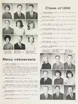 1965 Maine South High School Yearbook Page 136 & 137
