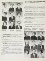 1965 Maine South High School Yearbook Page 142 & 143