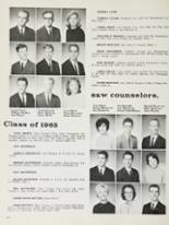 1965 Maine South High School Yearbook Page 150 & 151