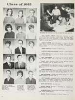1965 Maine South High School Yearbook Page 154 & 155