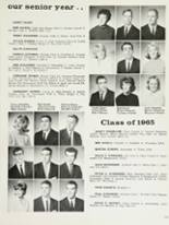 1965 Maine South High School Yearbook Page 156 & 157