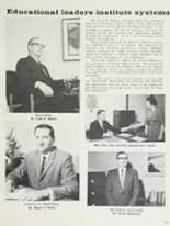 1965 Maine South High School Yearbook Page 166 & 167