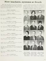 1965 Maine South High School Yearbook Page 168 & 169