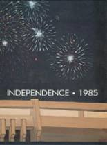 1985 Yearbook Independence High School