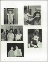 1985 Independence High School Yearbook Page 20 & 21