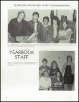 1985 Independence High School Yearbook Page 58 & 59