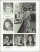 1985 Independence High School Yearbook Page 84 & 85
