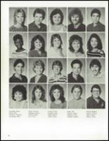 1985 Independence High School Yearbook Page 102 & 103