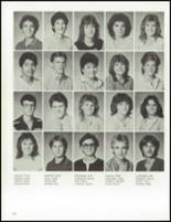 1985 Independence High School Yearbook Page 104 & 105