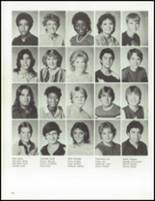 1985 Independence High School Yearbook Page 114 & 115