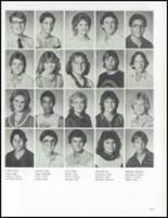 1985 Independence High School Yearbook Page 116 & 117