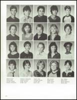 1985 Independence High School Yearbook Page 124 & 125