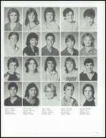 1985 Independence High School Yearbook Page 130 & 131