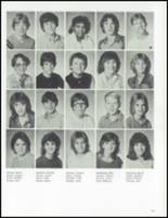 1985 Independence High School Yearbook Page 132 & 133