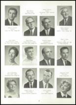 1964 Lower Dauphin High School Yearbook Page 16 & 17
