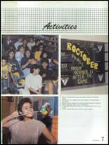 1986 Montebello High School Yearbook Page 10 & 11