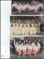1986 Montebello High School Yearbook Page 14 & 15