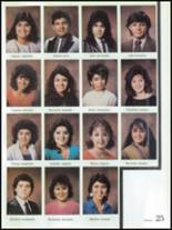 1986 Montebello High School Yearbook Page 28 & 29