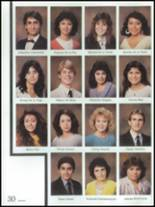 1986 Montebello High School Yearbook Page 34 & 35