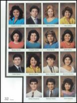 1986 Montebello High School Yearbook Page 36 & 37