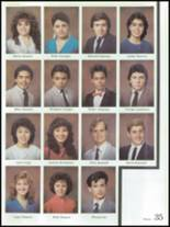 1986 Montebello High School Yearbook Page 38 & 39