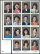 1986 Montebello High School Yearbook Page 40 & 41