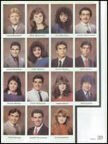 1986 Montebello High School Yearbook Page 42 & 43