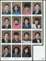 1986 Montebello High School Yearbook Page 44 & 45